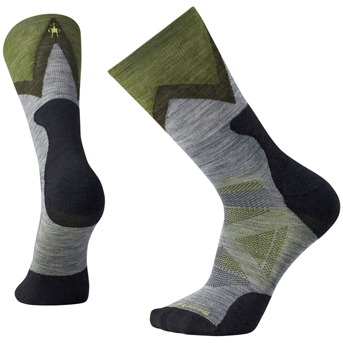 Smartwool - PhD® Pro Approach Light Elite Crew Socks