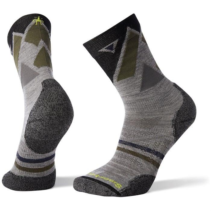 Smartwool - PhD® Outdoor Light Pattern Crew Socks