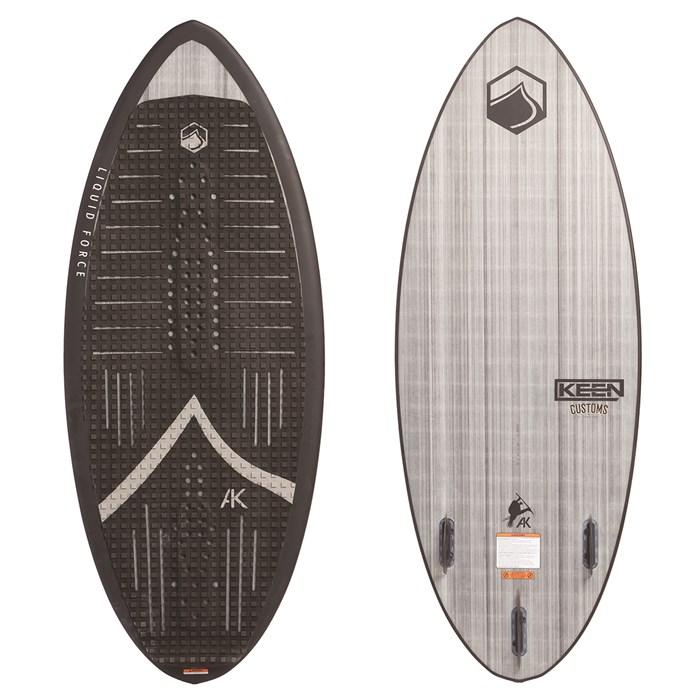 Liquid Force - Keen Custom Wakesurf Board 2019