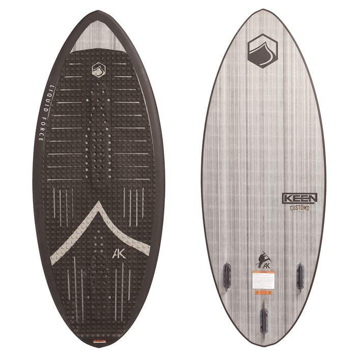 Liquid Force - Keen Custom Wakesurf Board 2019