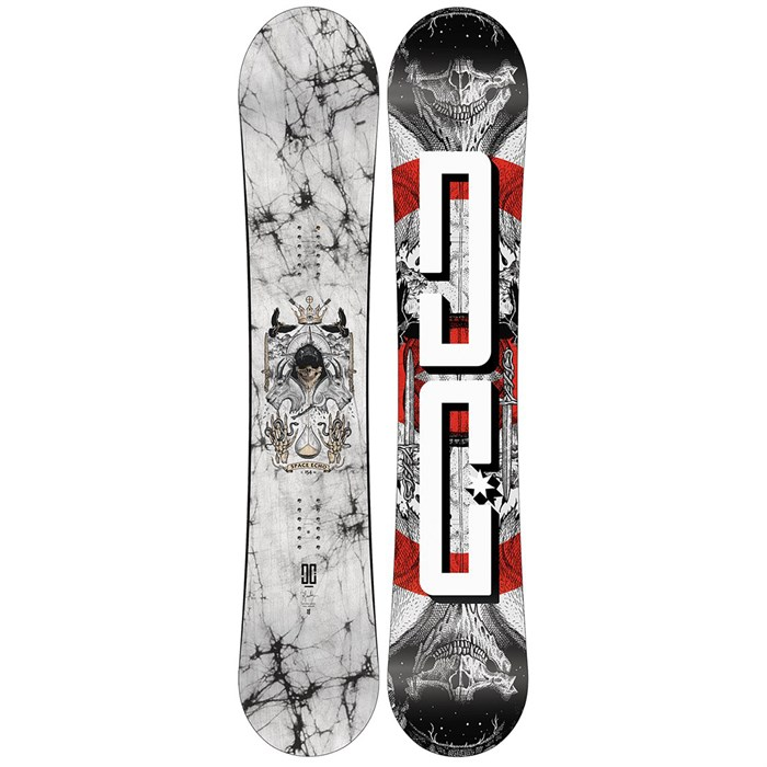 DC - Space Echo Snowboard 2020