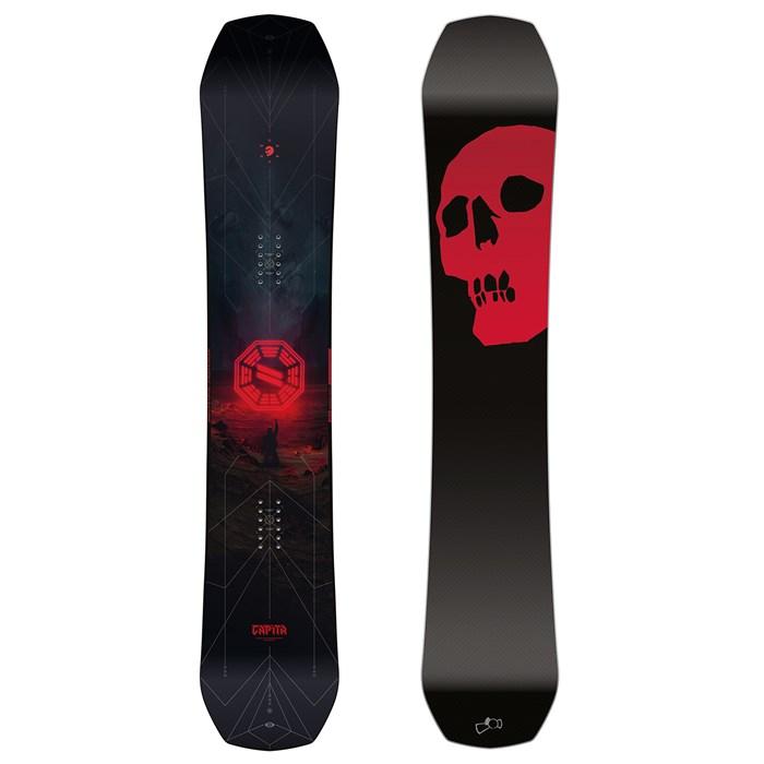 CAPiTA - The Black Snowboard of Death Snowboard 2020