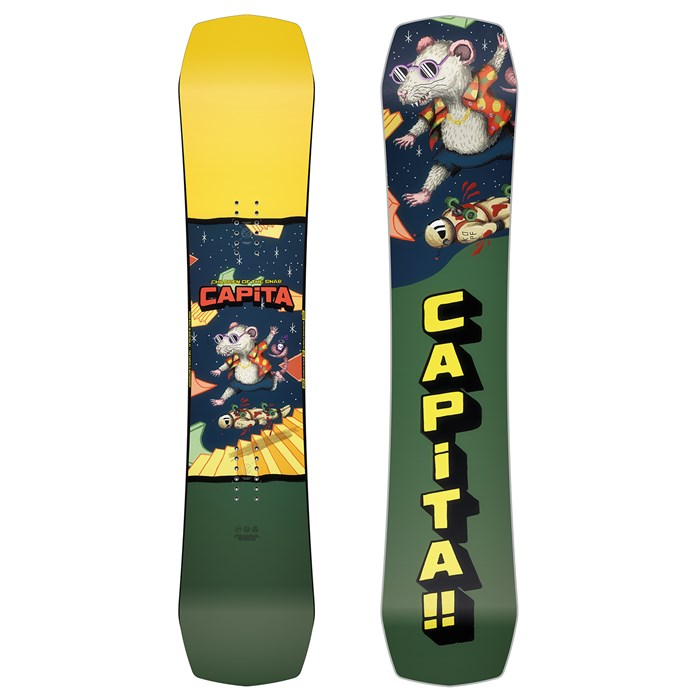CAPiTA - Children Of The Gnar Snowboard - Boys' 2020