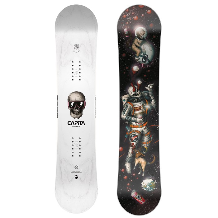 CAPiTA - Scott Stevens Mini Snowboard - Boys' 2020