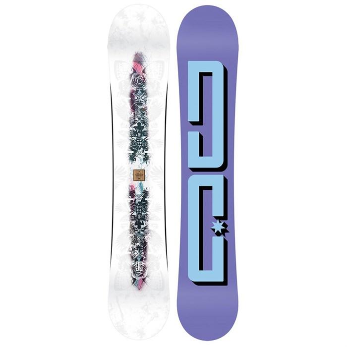 DC - Biddy Snowboard - Women's 2020