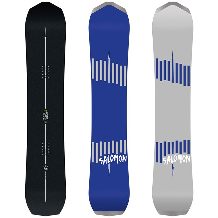 Salomon - Ultimate Ride Snowboard 2020