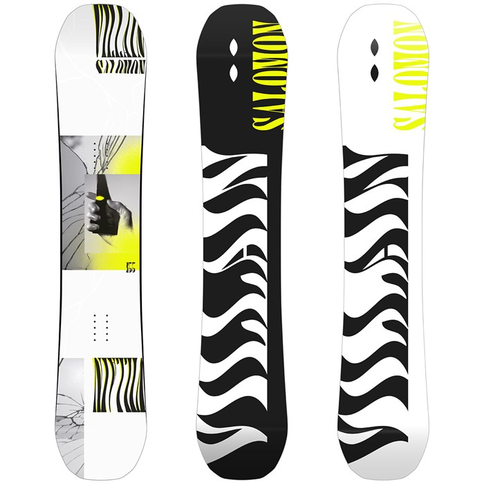 Salomon - The Villain Snowboard 2020