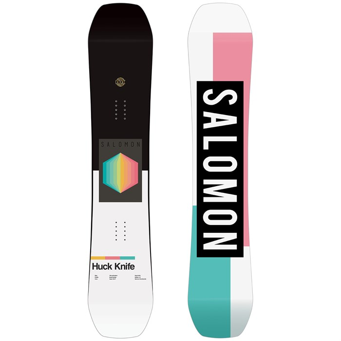 Salomon - Huck Knife Snowboard 2020