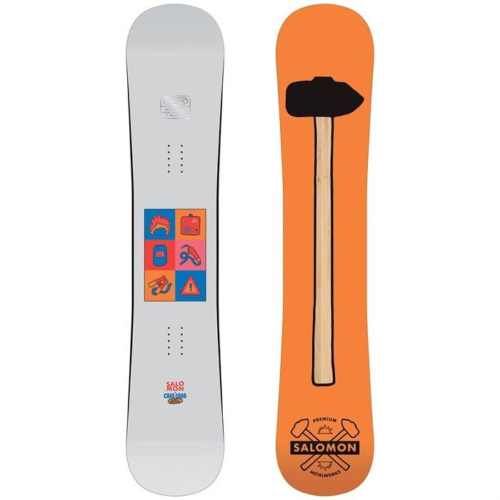 Salomon Ski Tech Socken 2er Pack Jungen Socken Ski & Snowboard