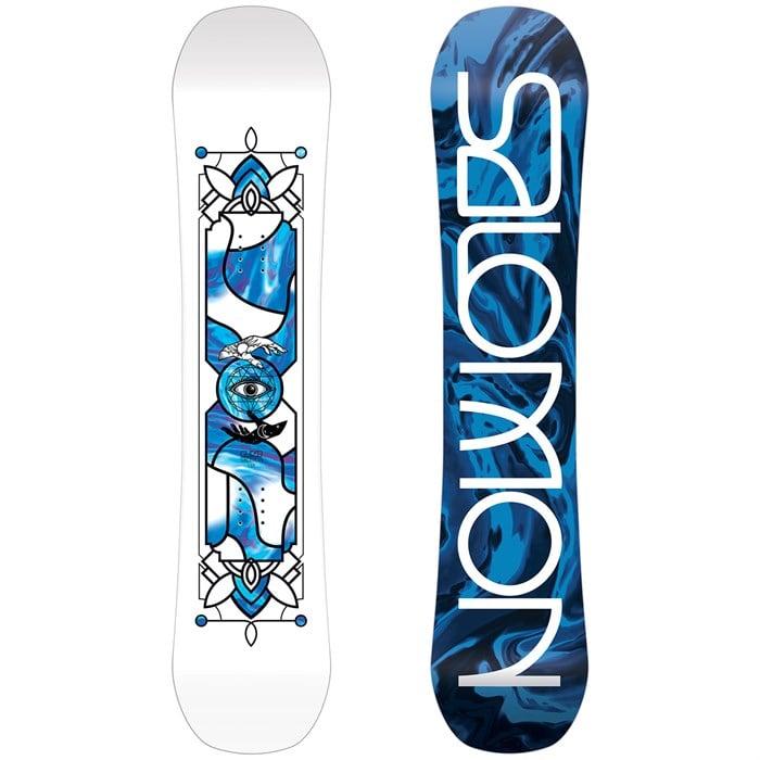 Salomon - Gypsy Grom Snowboard - Girls' 2020