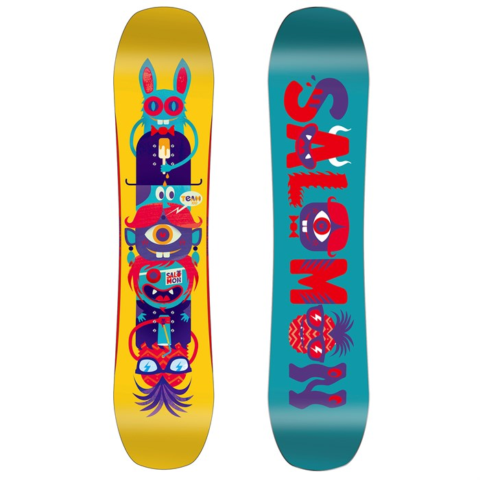 Salomon - Team Package Snowboard - Little Kids' 2020