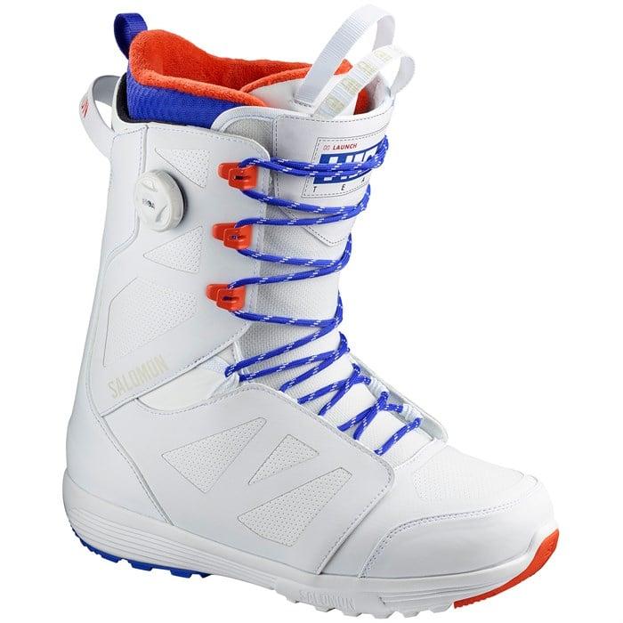 Salomon - Launch Lace Boa SJ Snowboard Boots 2020