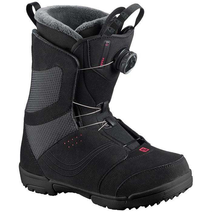 Salomon - Pearl Boa Snowboard Boots - Women's 2020