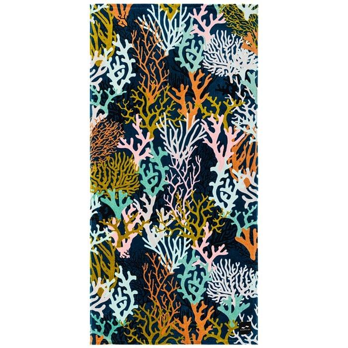 Slowtide - Rainbow Reef Towel