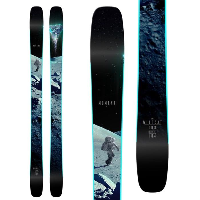 Moment - Wildcat 108 Skis 2020
