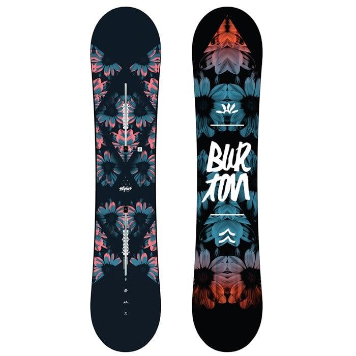 Burton - Stylus Snowboard - Women's 2020