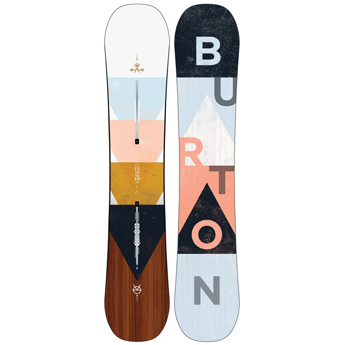Burton - Yeasayer Flying V Snowboard - Women's 2020