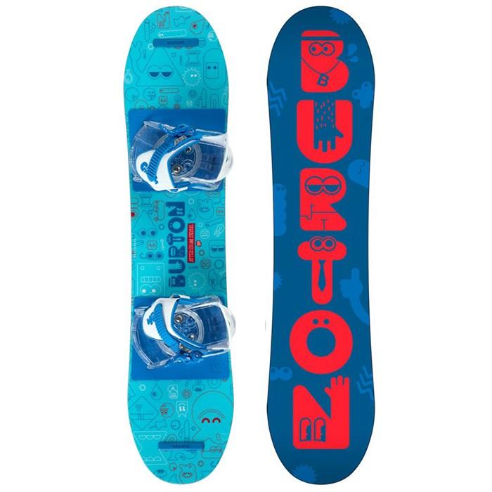 Burton - After School Special Snowboard Package - Little Kids' 2020