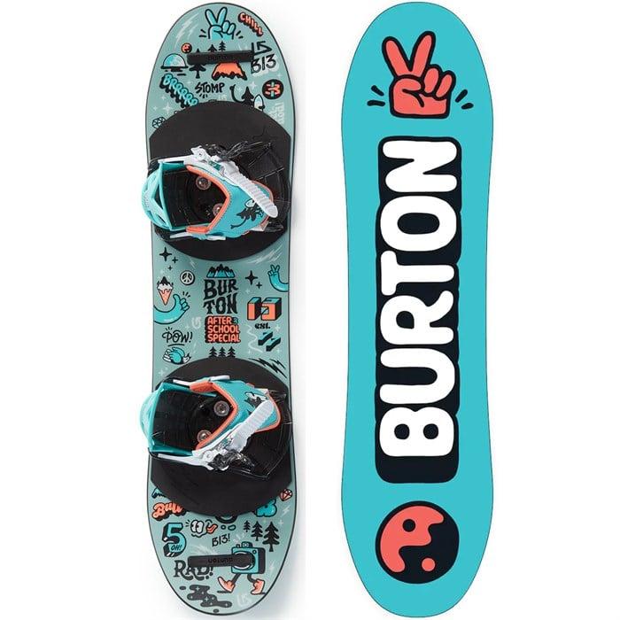 Burton - After School Special Snowboard Package - Little Kids' 2022