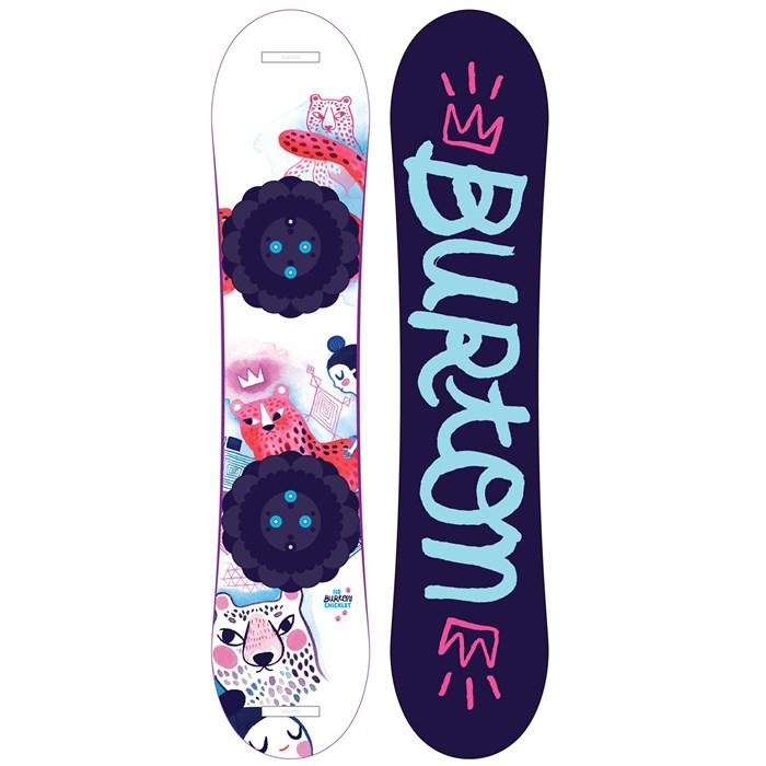 Burton - Chicklet Snowboard - Girls' 2021