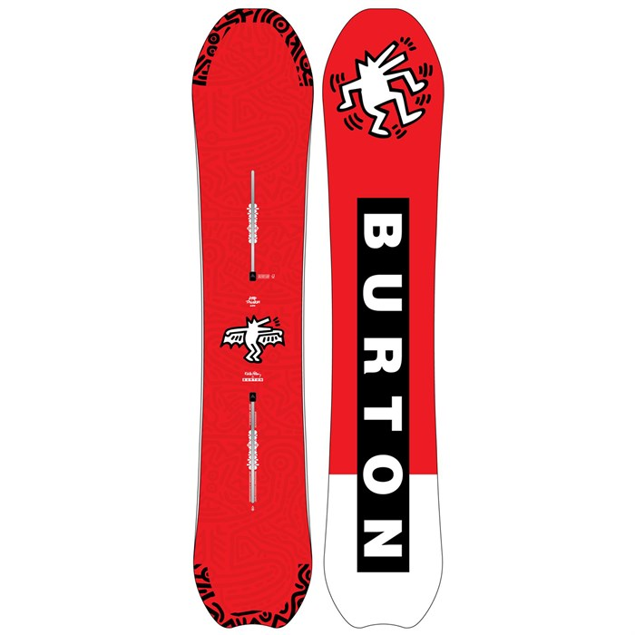 Burton - Deep Thinker Snowboard 2020 - Used