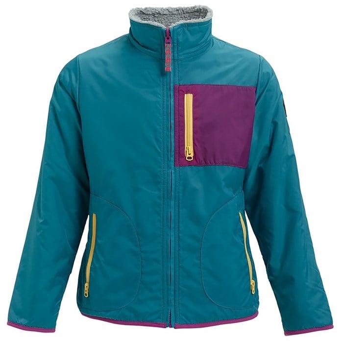 Burton - Snooktwo Reversible Fleece Jacket - Girls'