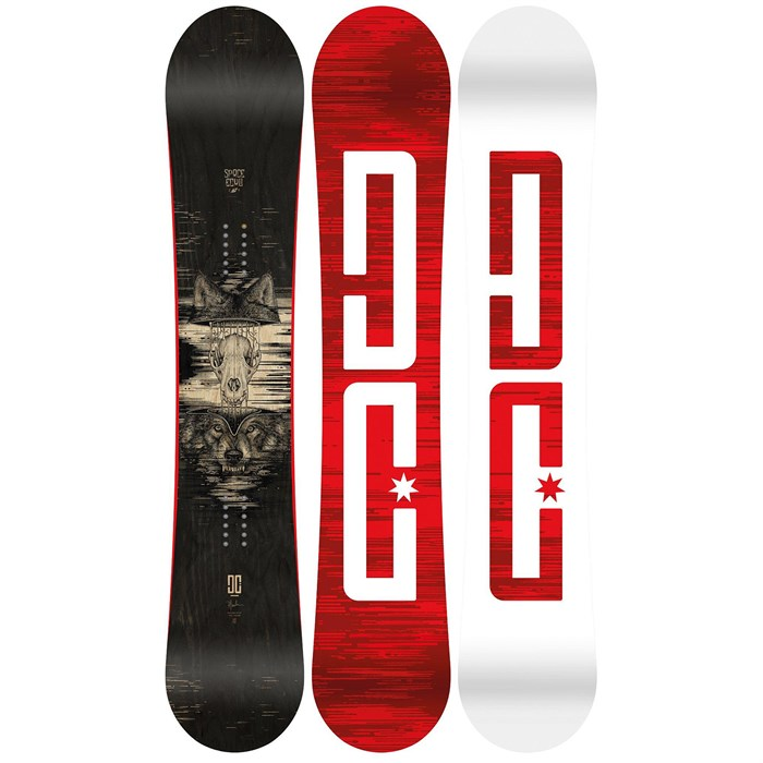 DC - Space Echo Snowboard 2019