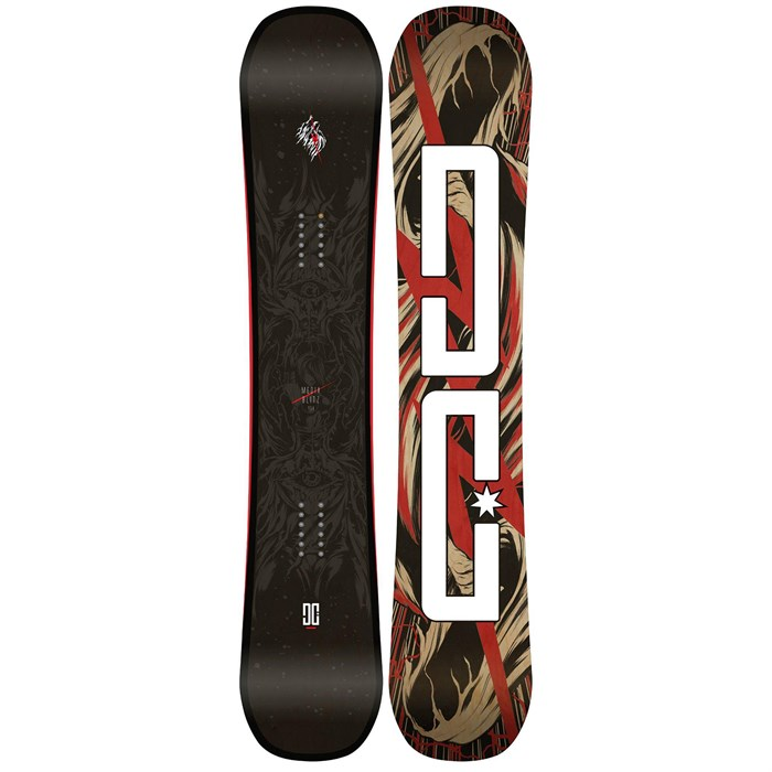 DC - Media Blitz Snowboard 2019
