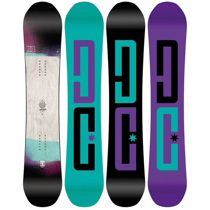 DC - Forever Snowboard - Women's 2019