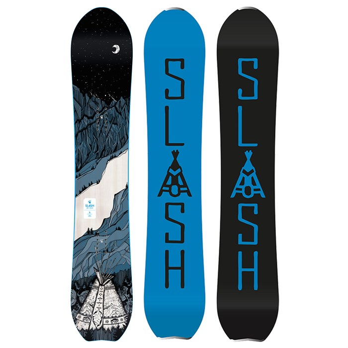 Slash - Straight Snowboard 2020