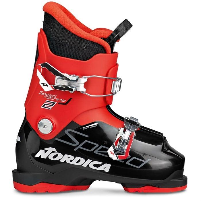 Nordica - Speedmachine J2 Alpine Ski Boots - Little Boys' 2022