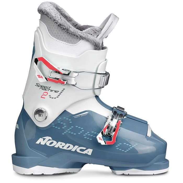 Nordica - Speedmachine J 2 Alpine Ski Boots - Little Girls' 2022 - Used