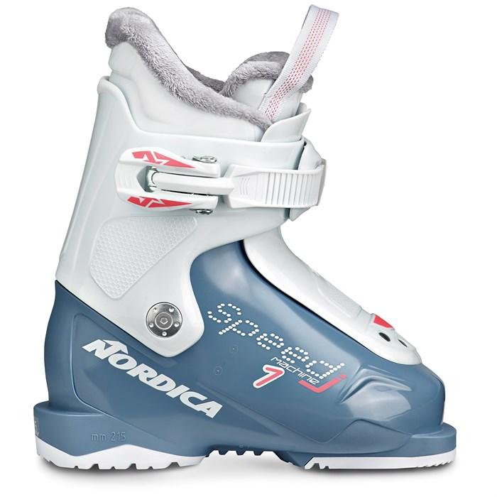 Nordica - Speedmachine J1 Ski Boots - Little Girls' 2020