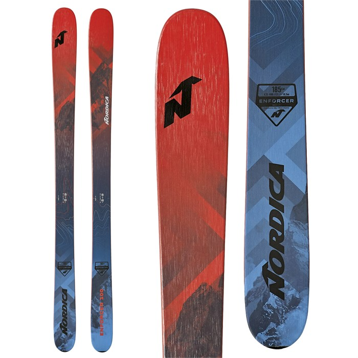 Nordica - Enforcer 100 Skis 2020