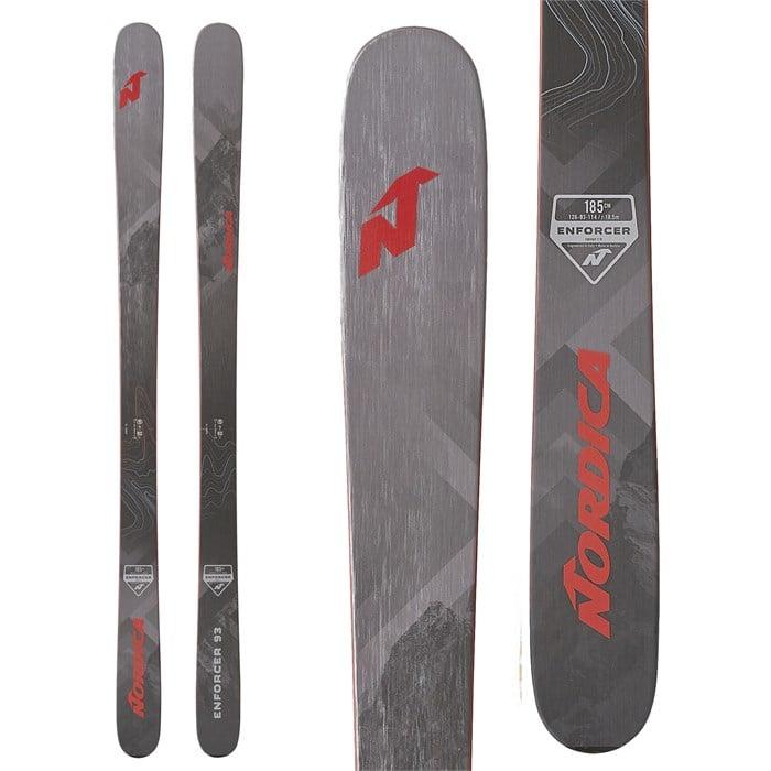 Nordica - Enforcer 93 Skis 2020
