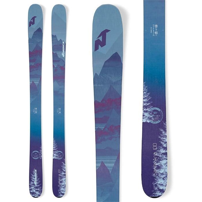 Nordica - Santa Ana 100 Skis - Women's 2020 - Used
