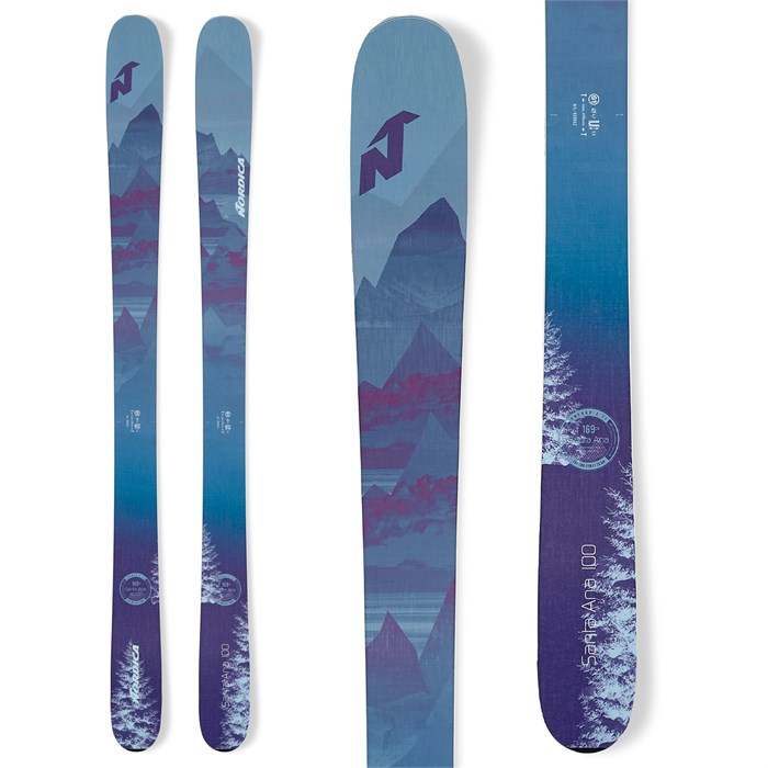 Nordica - Santa Ana 100 Skis - Women's 2020