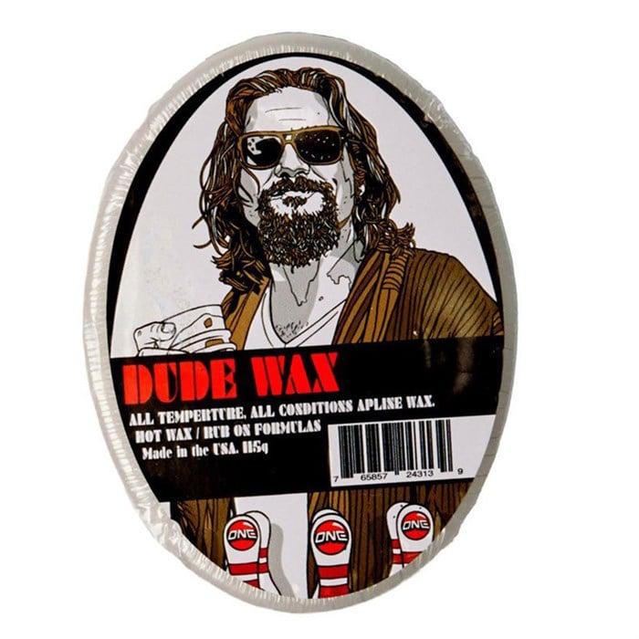 OneBall - The Dude Snowboard Wax - All Temp