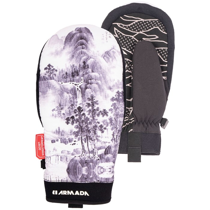Armada - Carmel Windstopper® Mittens