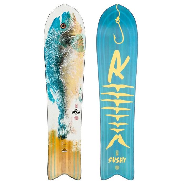 Rossignol - XV Sushi LF Snowboard 2020