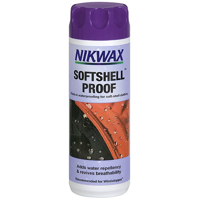 Nikwax - Softshell Proof (Wash In) 10 oz