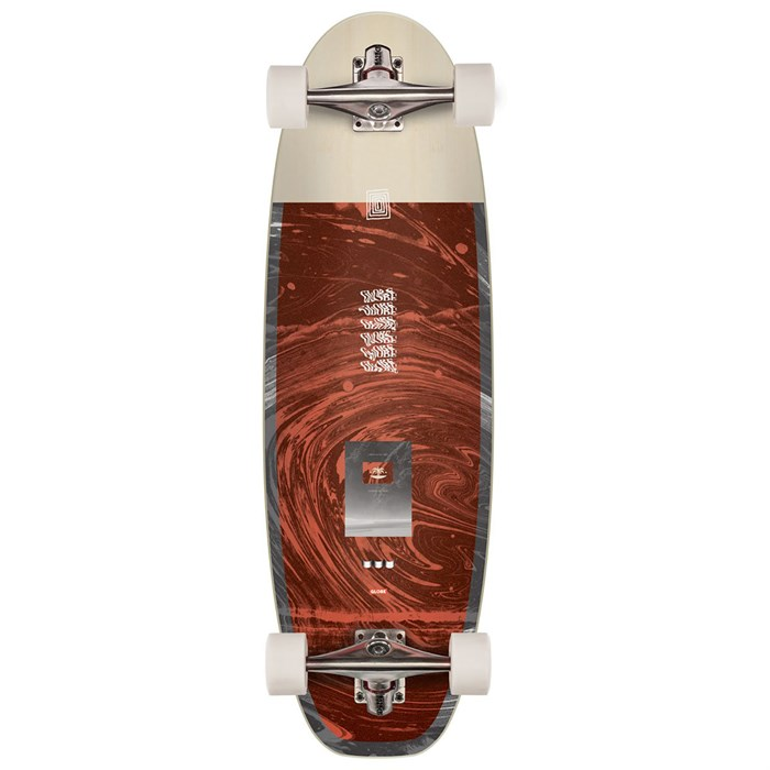 Globe - Costa Cruiser Skateboard Complete