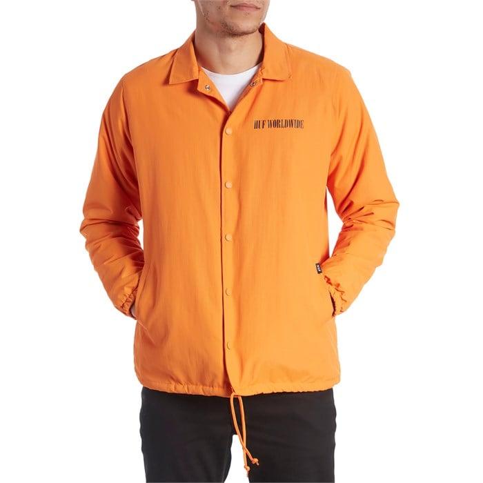 HUF - Neue Marka Coaches Jacket