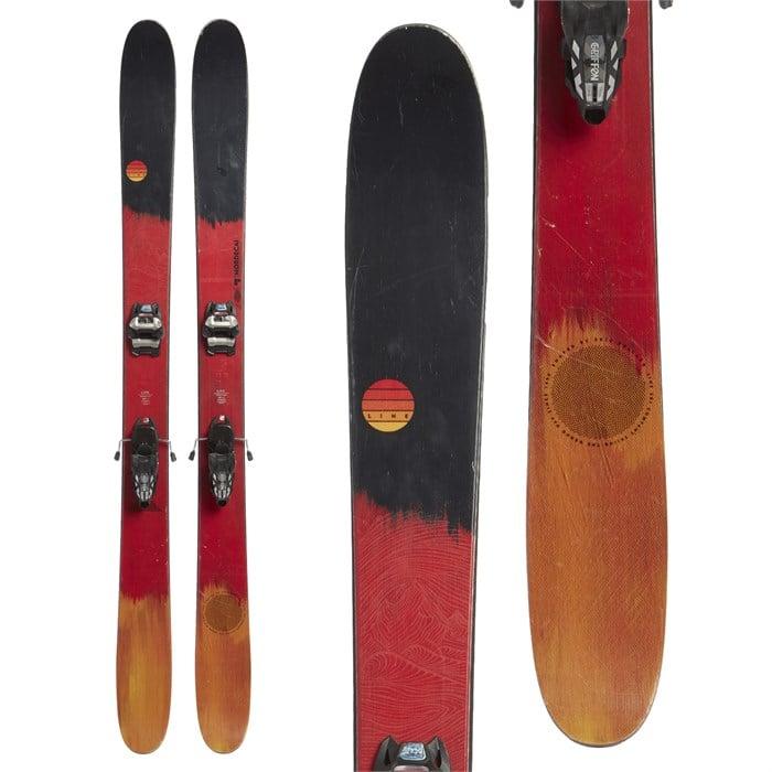 Line Skis Mordecai Skis + Marker Griffon 13 ID Bindings