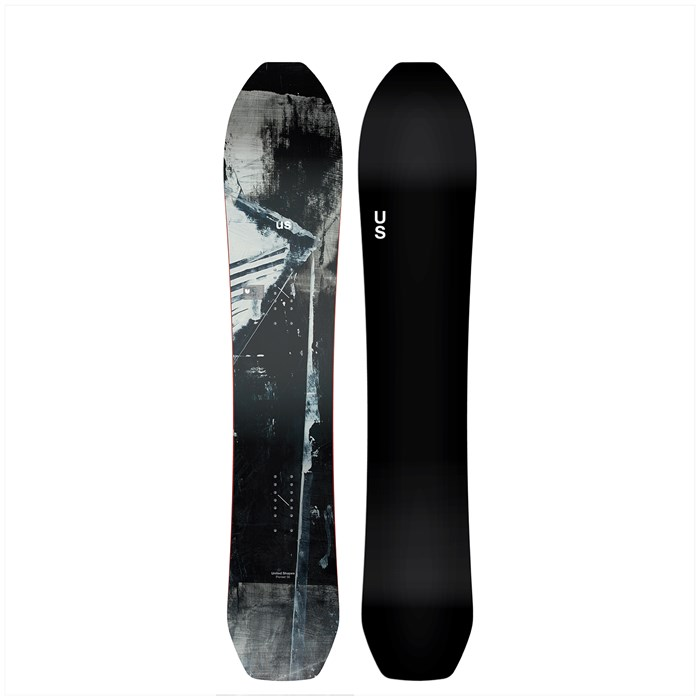 United Shapes - Pioneer Snowboard 2020