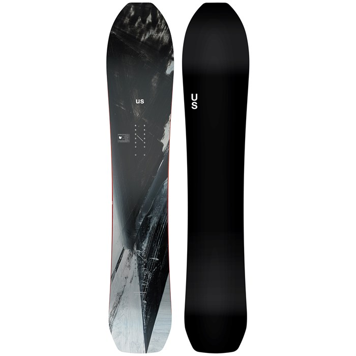 United Shapes - Discovery Snowboard 2020