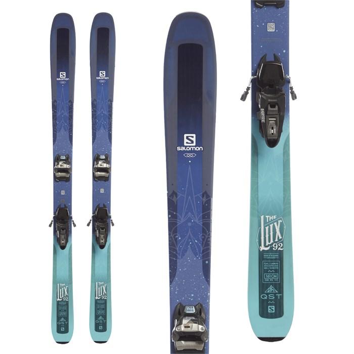 Salomon Salomon QST Lux 92 Skis + Marker Squire 11 ID
