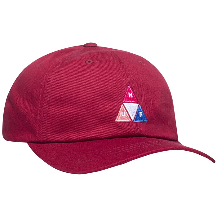 HUF - Peak Logo CV 6 Panel Hat