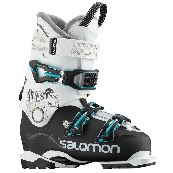 Salomon - Quest Pro Cruise 90 Ski Boots - Women's 2019