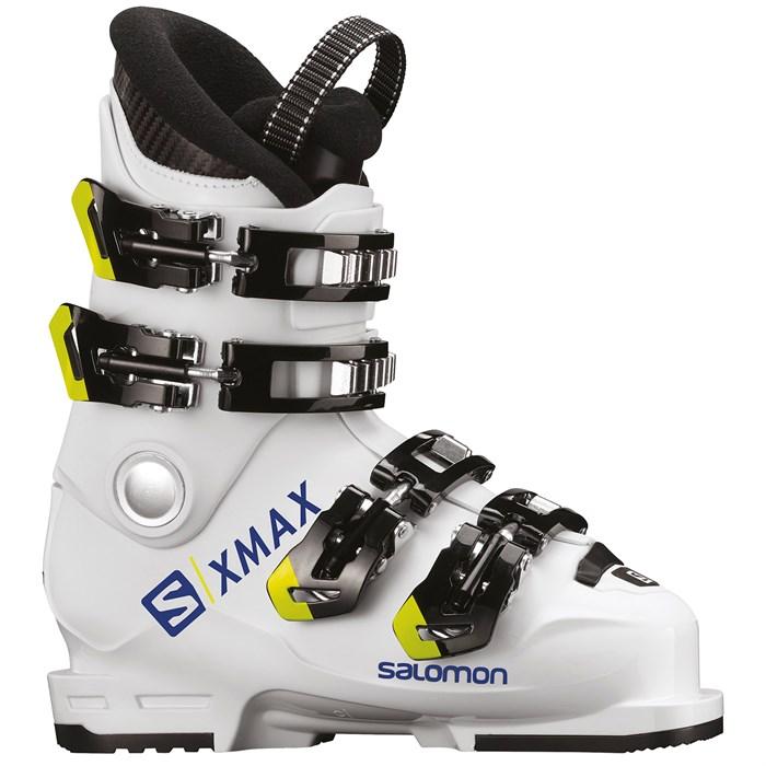 Salomon - X Max 60T Alpine Ski Boots - Little Boys' 2019